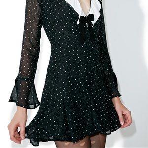 For Love And Lemons Dresses - For Love & Lemons Bianca Mini Dress
